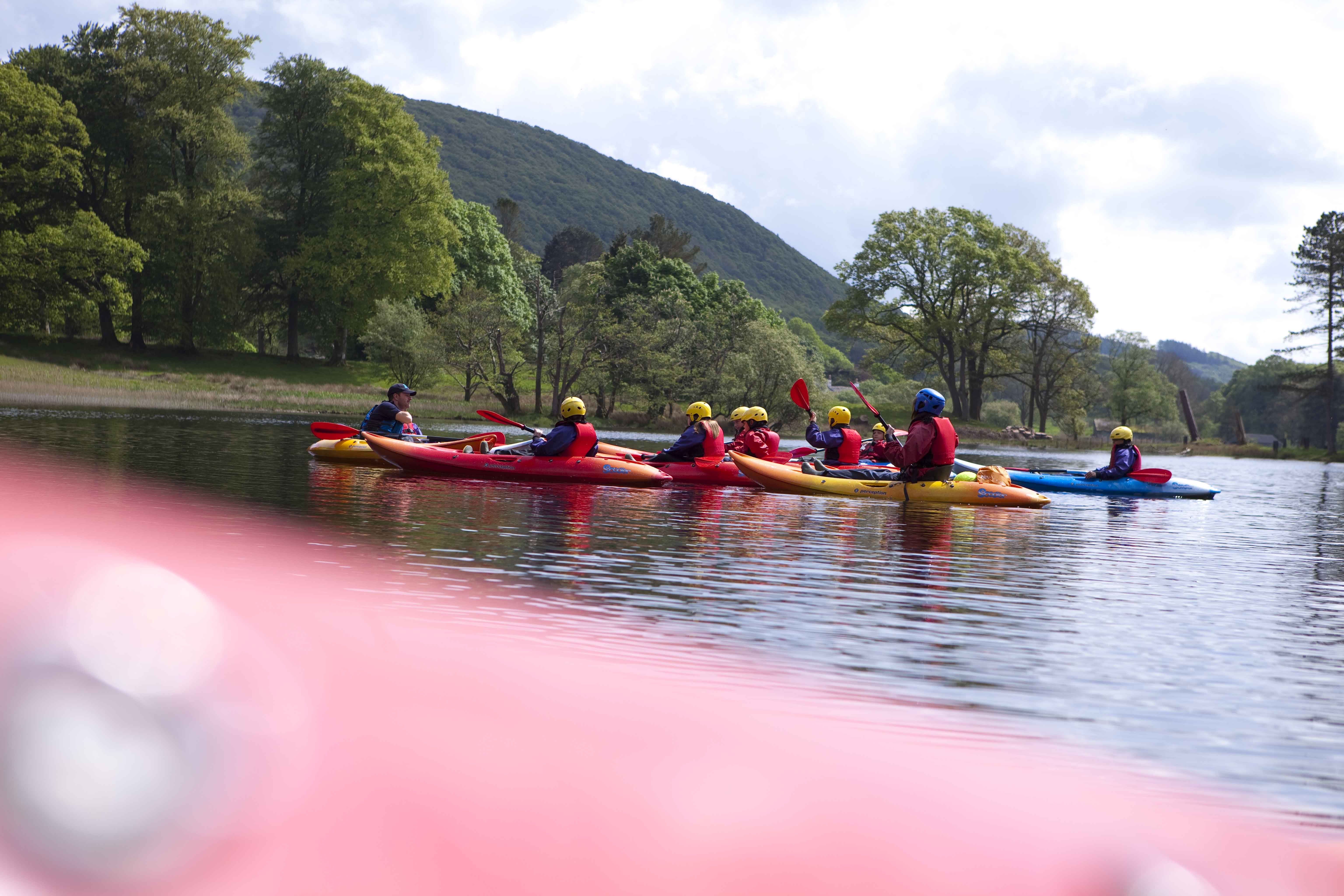 Water Park Lakeland Adventure Centre - Eric Wright Group