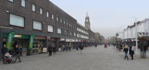 Newport Street Bolton
