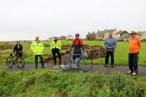 Allonby to Silloth Cycleway